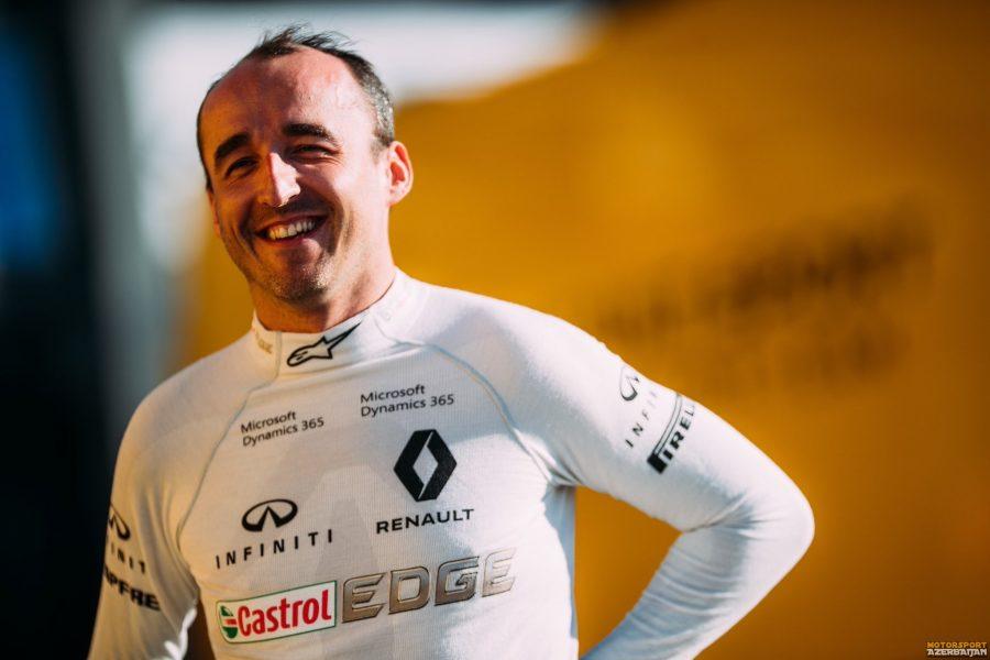 R.Kubitsa Belçikada Formula1-ə qayıdacaq?