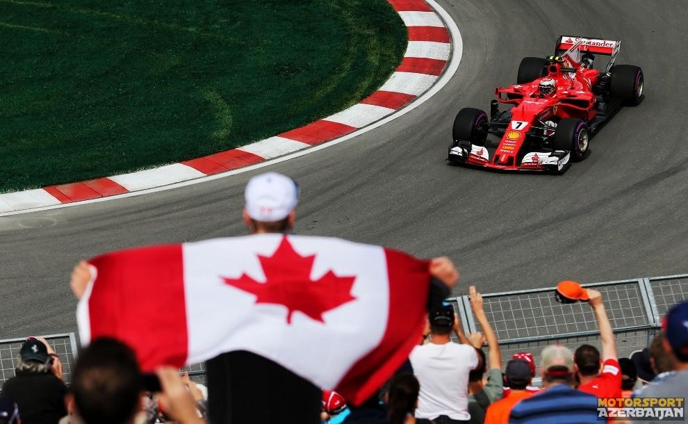 Kanada-2017: İkinci sərbəst yürüşlər
