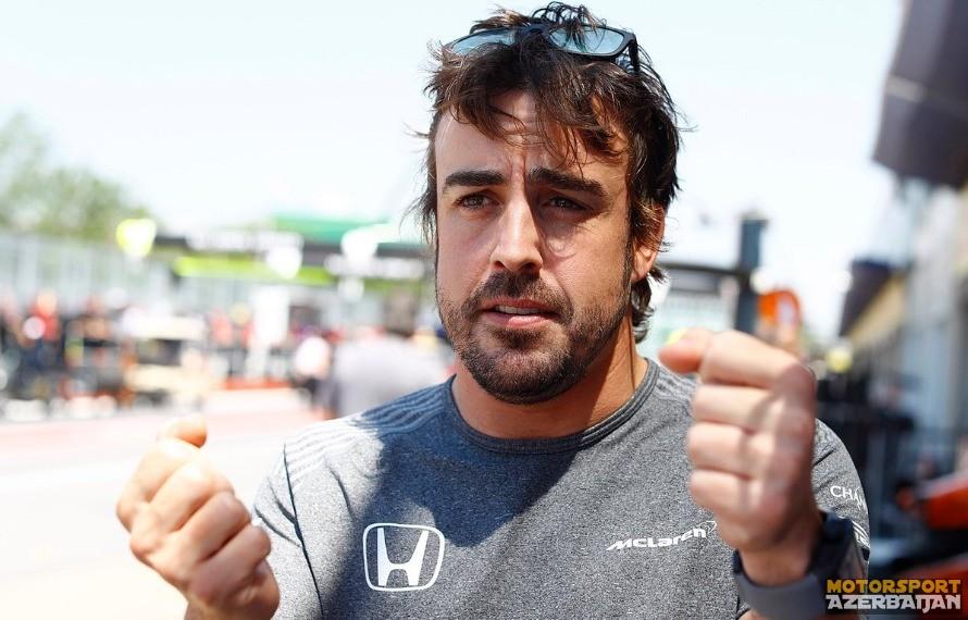 """Bakı Şəhər Halqası barədə – Fernando Alonso: """"Qədim qala divarları unikal atmosfer yaradır"""""""