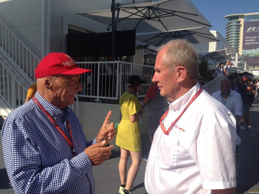 """N.Lauda: """"Müasir sürücülərdə xarizma yoxdur"""""""