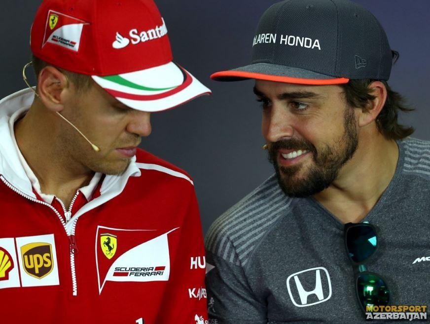 """F.Alonso: """"Bolidlərin dizaynı vacib deyil"""""""