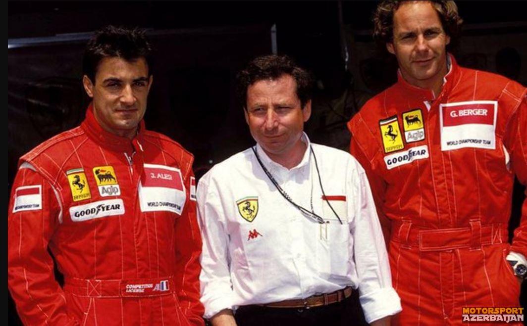 """G.Berger: """"Ferrari-nin ayrılması heç kəsə yaxşı olmaz"""""""