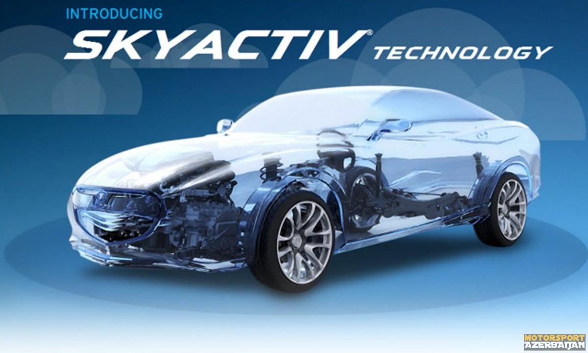 F1 mühəndisləri Mazda-nın motorçularını diqqətlə izləyirlər
