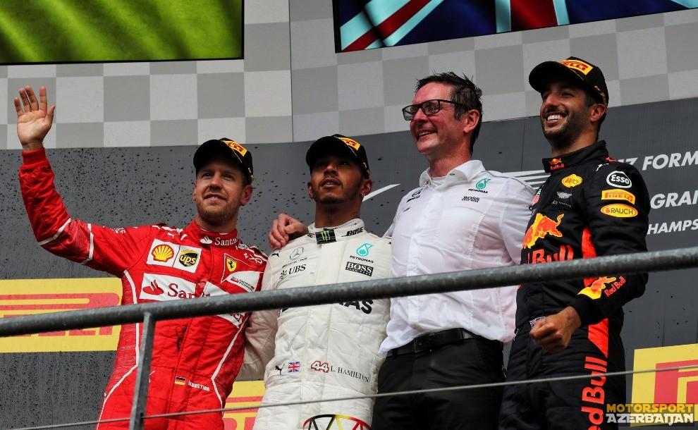 Belçika-2017: Yarış