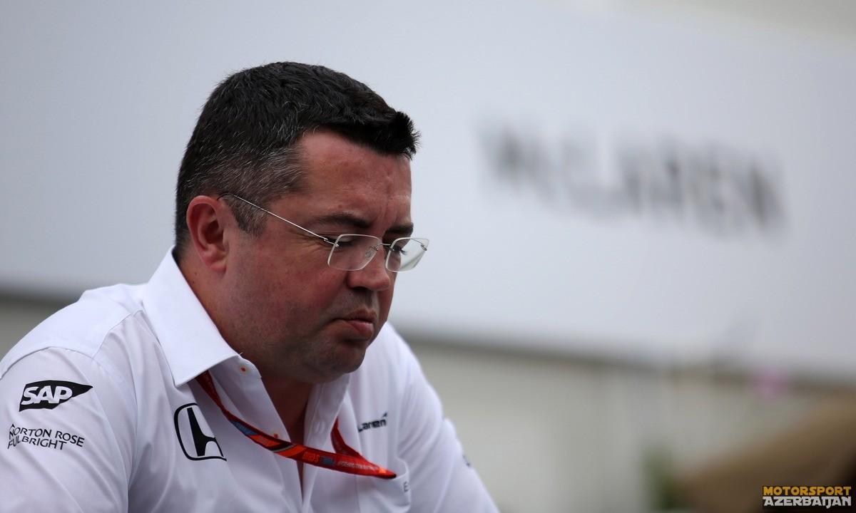 Renault mühərriyi McLaren-ə yerləşdirilib