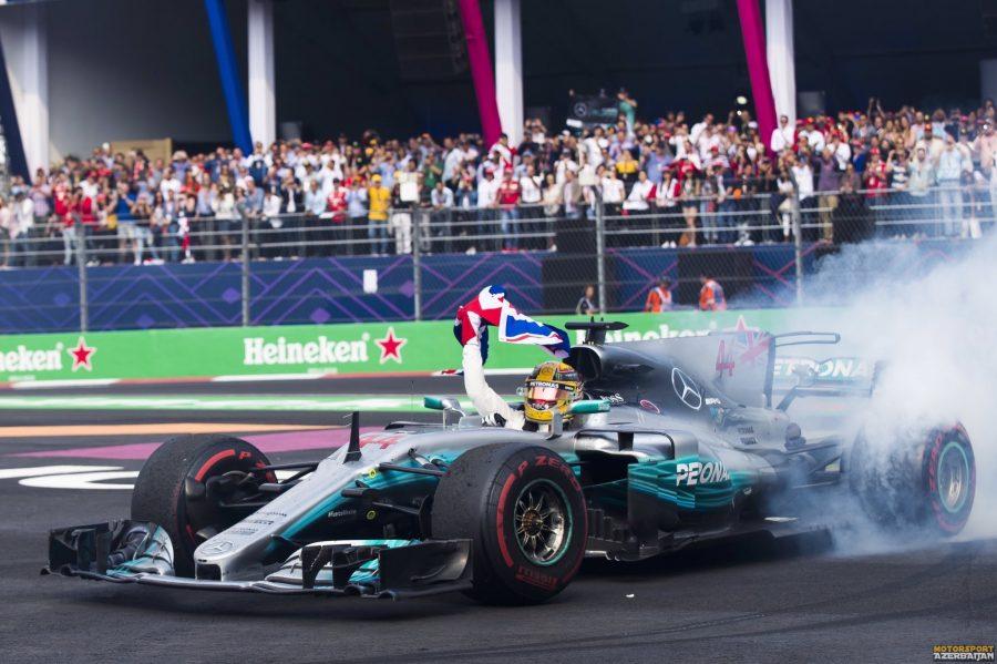 """F.Alonso: """"Həmilton rəqibsiz idi"""""""