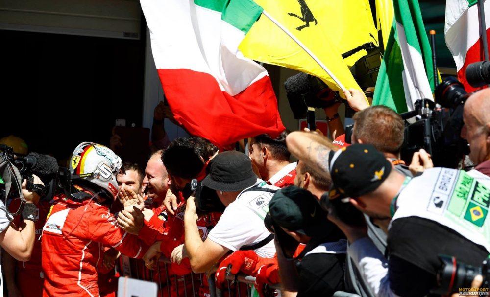 """L.di Montedzemolo: """"Ferrari-nin qələbəsinə sevindim, amma…"""""""