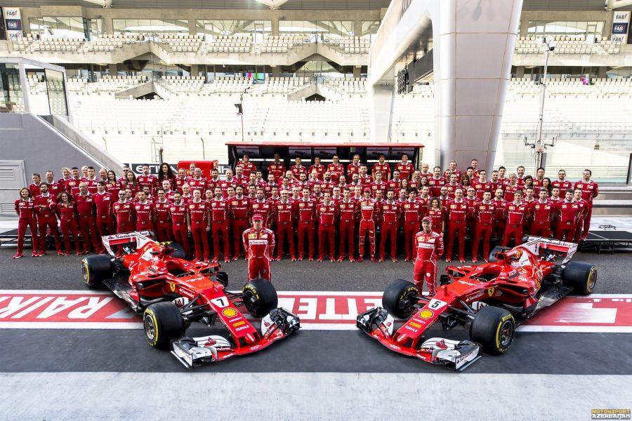 """R.Braun: """"Ferrari olmadan da F1 yaşayacaq"""""""