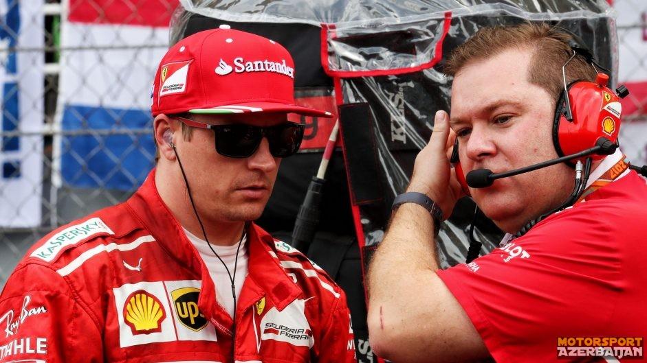 Ferrari-də daha bir ayrılıq…