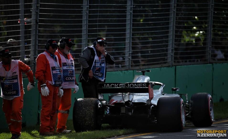 Haas-da problemin səbəbini hələ də bilmirlər…