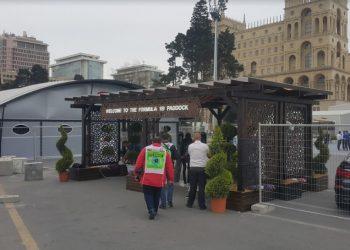 Azərbaycan-2018: Cümə, paddok, 27.04.2018