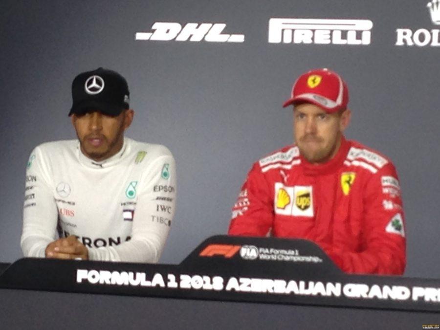 """M.Uebber: """"Ekklstoun olsa, Həmilton Ferrari-də olardı"""""""