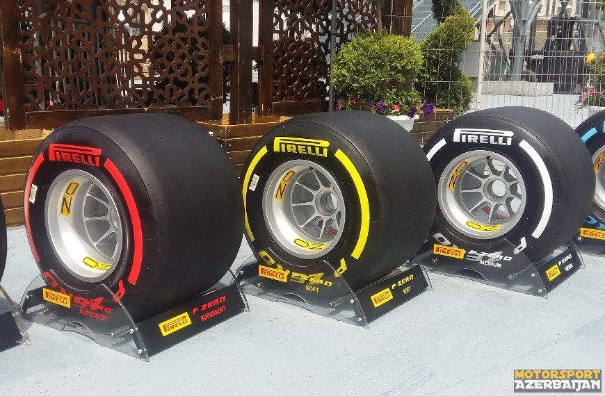 Yaponiya-2018: Pirelli – Medium, Soft və SuperSoft