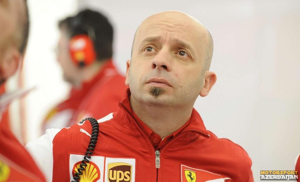 Ferrari-nin baş mühəndisi komandadan ayrılacaq