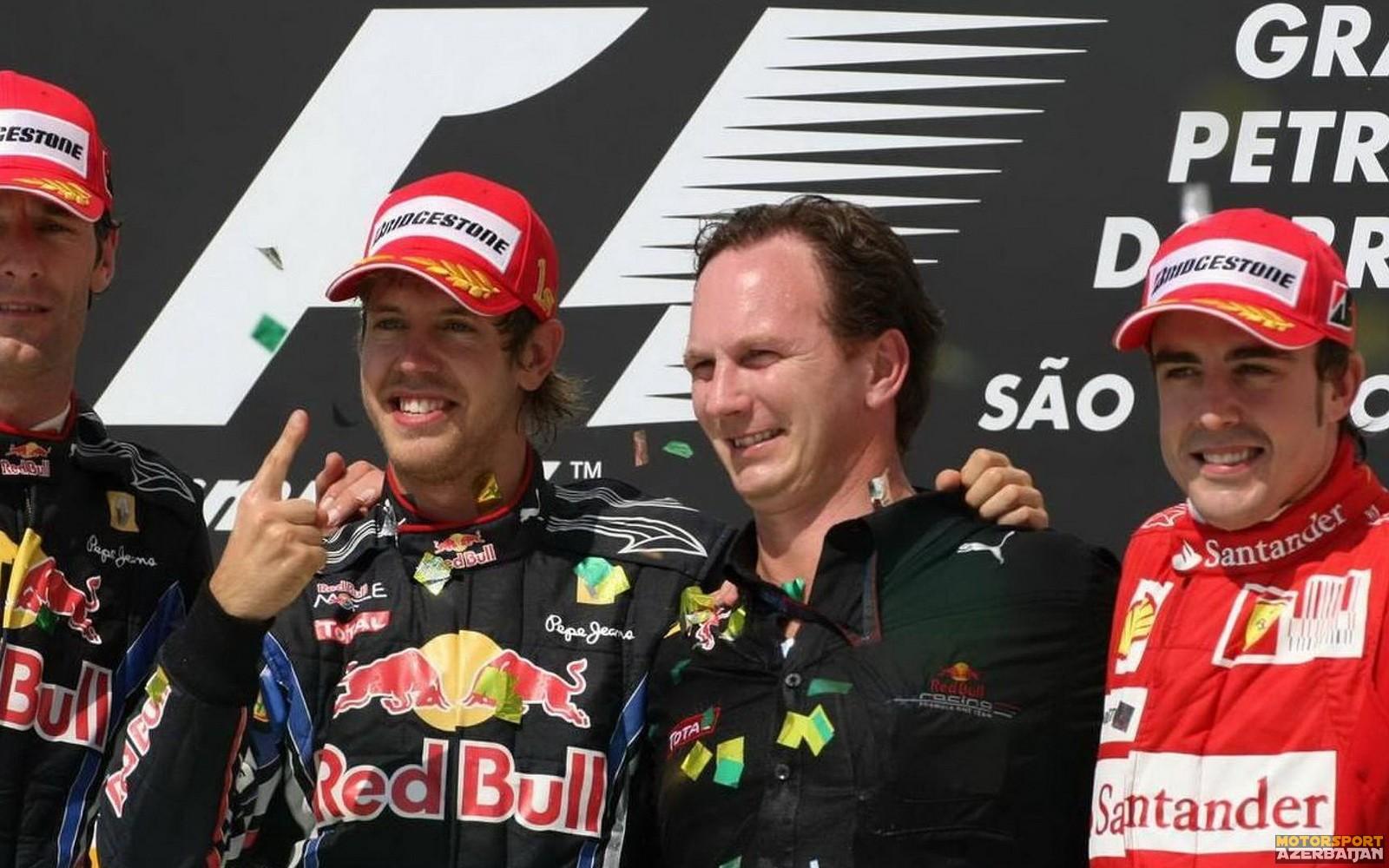 "K.Horner: ""Fernando getdiyi komandaya xaos gətirir"""