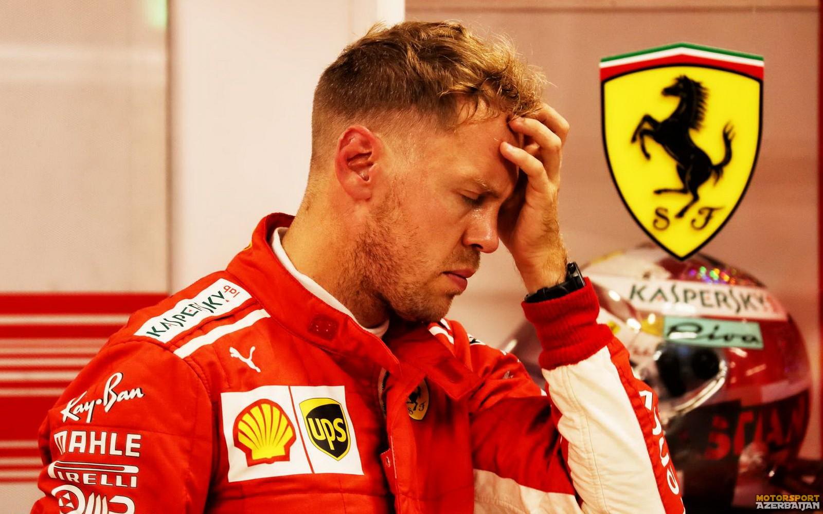 İtaliya mətbuatı yenə də Ferrari-ni hədəf seçib