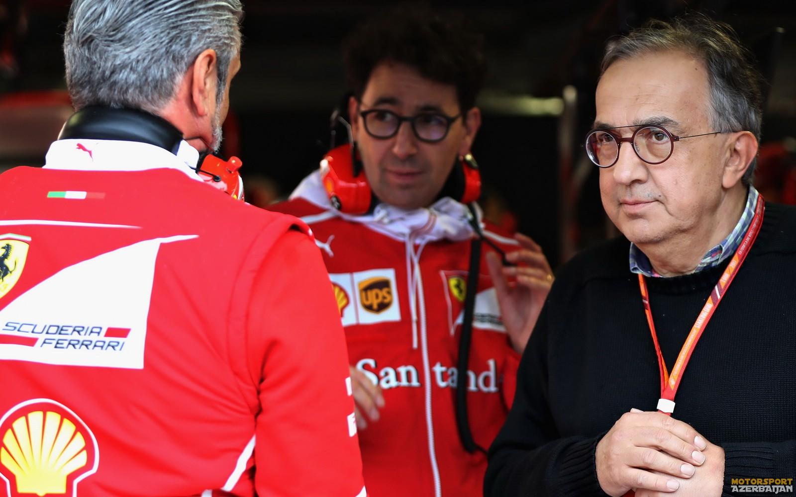 """Q.Anderson: """"Ferrari 4-cü ola bilər"""""""
