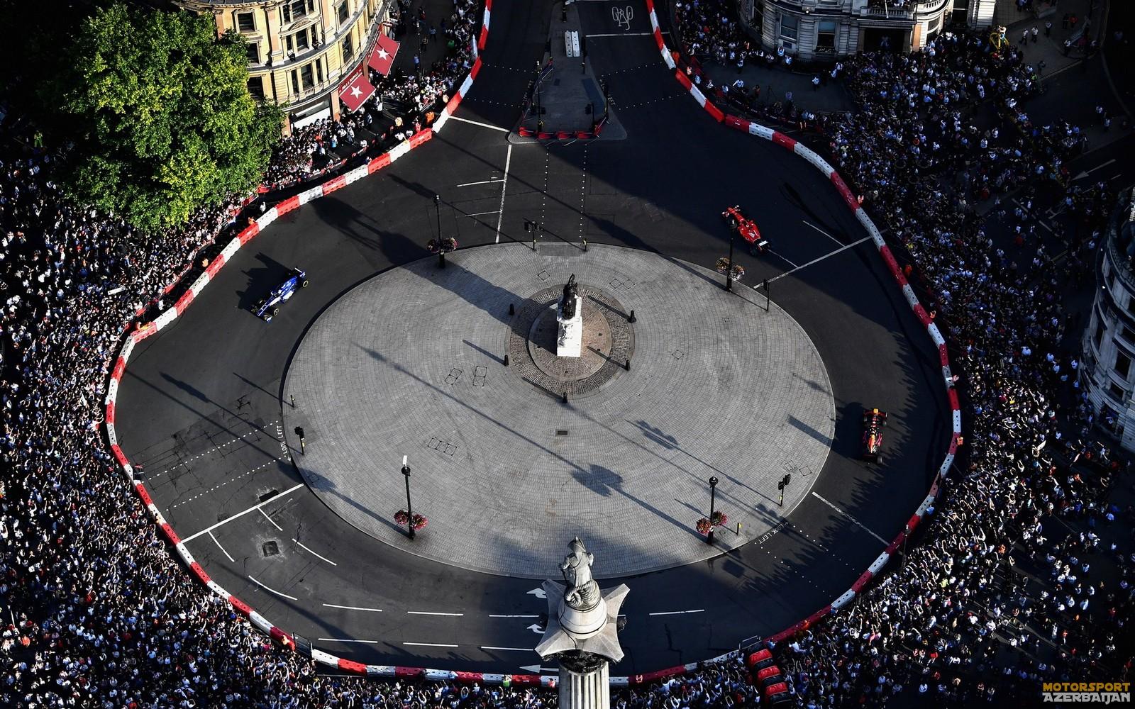 Liberty Media və London şəhərinin meriyası danışıqlara hazırdır