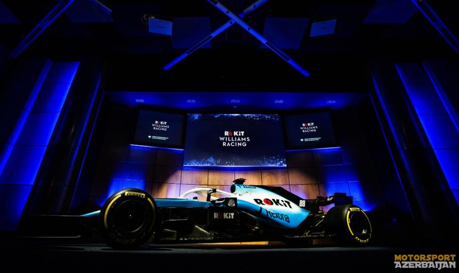 ROKiT Williams Racing – Williams FW42