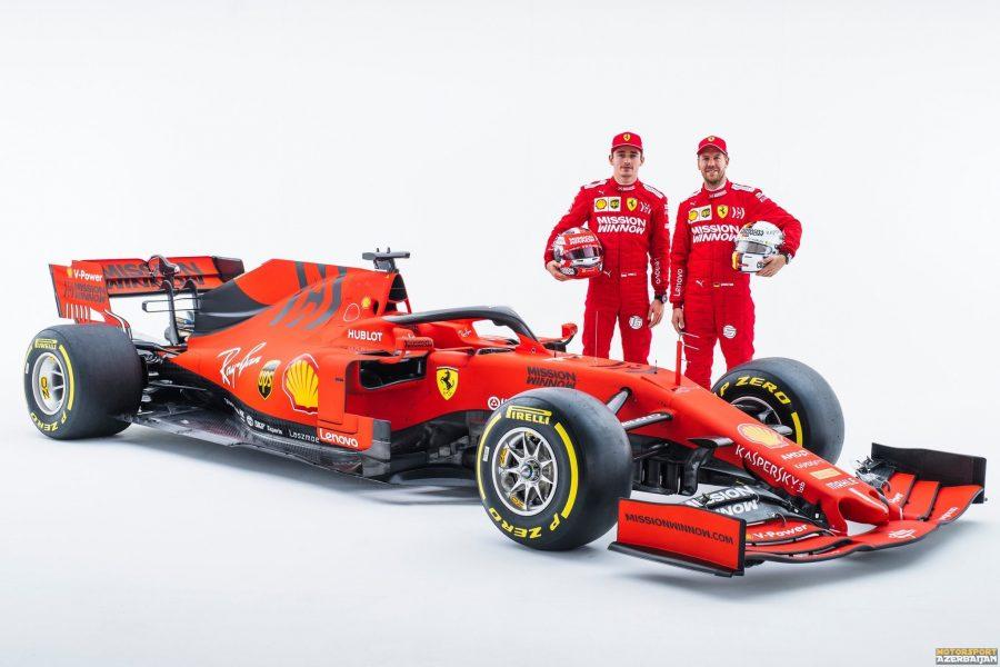 Ferrari sürücülərinə sərbəstlik verəcək