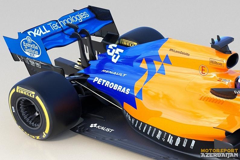 McLaren ilk yarışlarda Petrobrasla işləməyəcək?