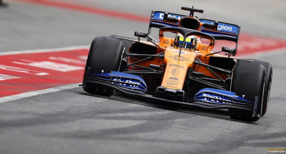 McLaren yeni sponsor tapıb