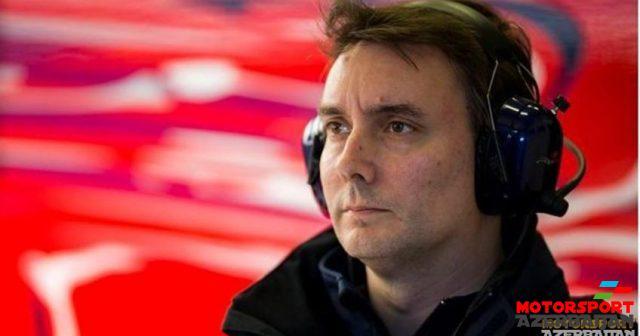 C.Ki McLaren-də işləməyə başlayıb