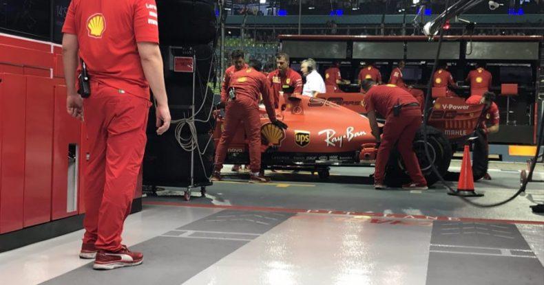 B.Ekklstoun: Ferrari-də lider yoxdur