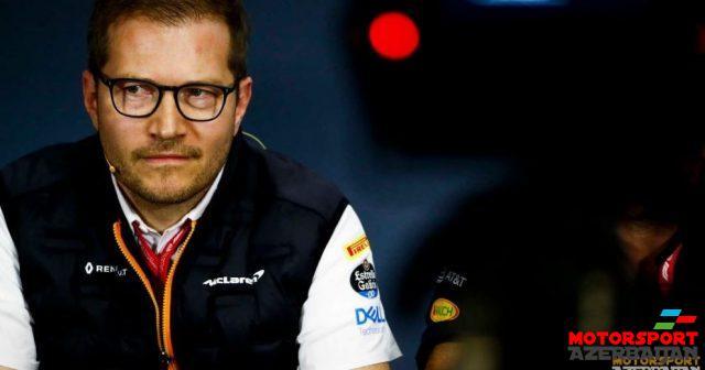 McLaren test sürücüsünü qışda seçəcək