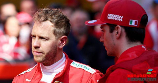 Ferrari Fettelə ikinci təklifi edib
