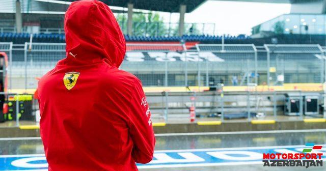 F.Briatore: Ferrari-də lider yoxdur