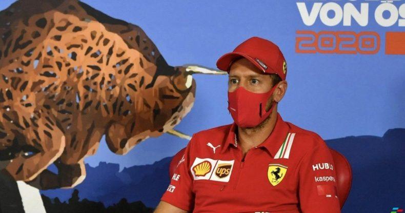 S.Fettel: Ferrari məni istəmədi