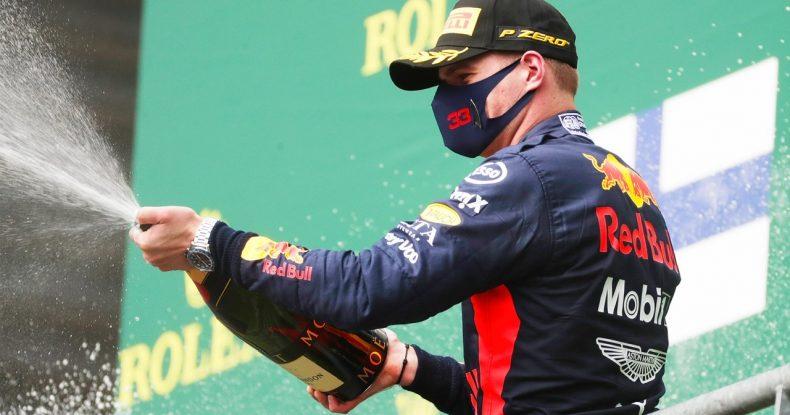 M.Ferstappen: Darıxdırıcı yarış oldu